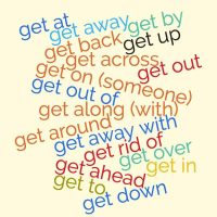 Phrasal Verbs with GET: Definition Match