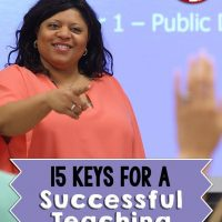 15 Keys for a Successful Teaching Observation – Wise Guys