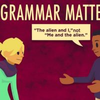 Does grammar matter? – Andreea S. Calude | TED-Ed