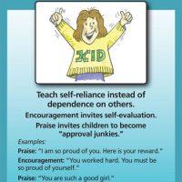 Encouragement vs Praise for Teachers | Positive Discipline