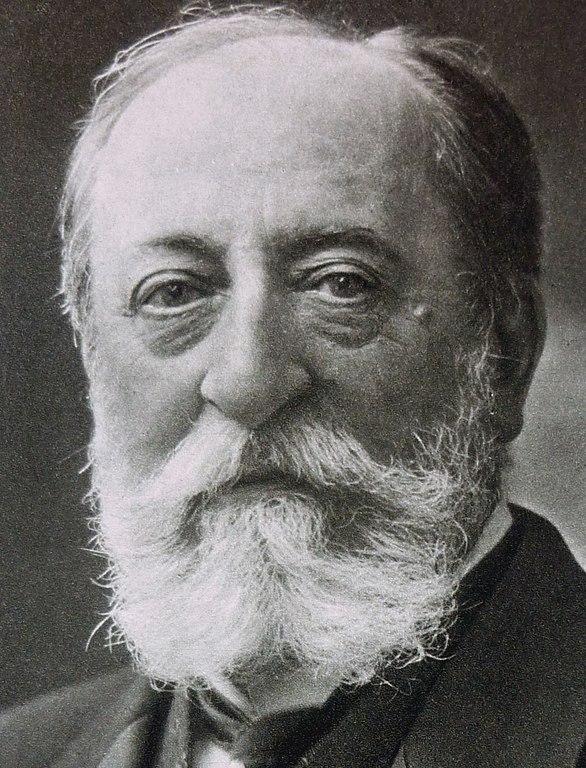 Saint-Saëns Portrait